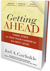 Getting Ahead by Joel Garfinkle